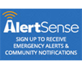 AlertSense - Sign up to Receive Emergency Alerts and Community Notifications